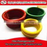 colored red green yellow Viton/silicon/70 O-rings