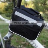 Cheap oem bicycle cycling saddle bag