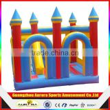 Children's Playground Castle Balloon Slide and Bouncer 11 in 1 Play Center Home Use Inflatables
