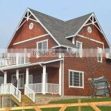 FBRWH002 outdoor modern prefabricated modular log Wood house