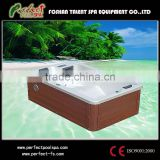 2014 promotional high quality luxury massage bathtub/ outdoor spa/hot tubs
