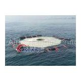 Black rubber marine salvage air lift bags marine FOR boat , offshore