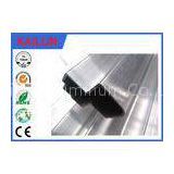 6063 - T5 Aluminium Hollow Tube Frame Profile With Anodizing / Electrophoresis Surface Treatment