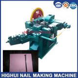 High Speed 2 1/2 Inch Length Nail Making Machine with High Production 45kg/Hour/Set