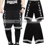 New arrival black men basketball shorts