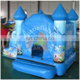 2016 family use small inflatable jumper house/high quality bouncy jumping house/inflatable bouncer for sale
