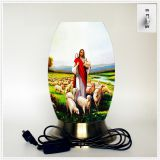 Desk lamp, creative lamp, decorative table lamp, LED table lamp, Jesus culture lamp (Jesus017)
