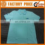 Customized Logo OEM Designed Cotton T shirt with Collars