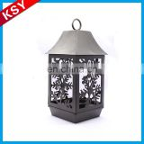 Wholesale China Goods White Moroccan Fancy Metal Candle Holder Lanterns