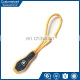 Personalized logo zipper pull zipper silder lock