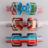 novel acrylic hair clip
