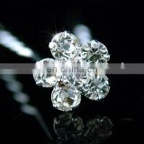 2013 newest fashion bridal rhinestone hair pin