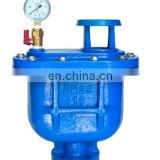 High quantity high speed Compound exhaust valve