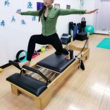 For Home Aero Pilates Machine Lengthen Muscle Lines Pilates Reformer Machine