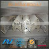 high quality 60 degree angle steel for constraction application from shanghai factory of china
