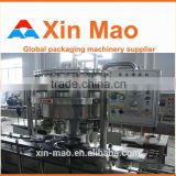 soda water can filling and seaming machine