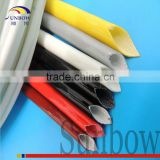 Silicone Rubber glass fiber insulation cable sleeving #SB-SGS-70