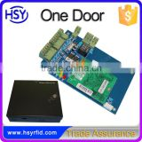 HSY-01B Fire Alarm Two Way Control 10000 Card Holders 30000 Offline Records Wiegand RFID Single Door Access Control System