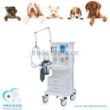 medical simple type mobile anesthesia machine with ventilator