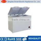 DC 12V/24V Energy saving Chest refrigerator Freezer with solar system                                                                         Quality Choice