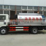 Euro IV Dongfeng mini 4 ton bitumen sprayer for sale,4x2 asphalt trucks