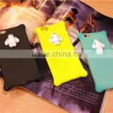 baymax Cartoon ultrathin case For iPhone6 plus 5.5inch,soft silicon case cover for iphone6
