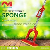 Wholesale high quality butterfly folding pva mop as seen as on tv hot sale sponge mop easy mop