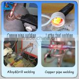 Induction Welding Machine for brazing carbide tips on band saw blades