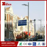 Professional Complete Set Light Pole Production Line For Street Road Highways etc