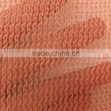 orange construction safety net / scaffolding net exported to Europe
