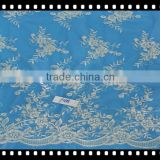 Bridal lace fabric wholesale for wedding dress