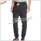Fashionable custom mens GYM stringer bodybuilding sweatpants harem pants                                                                         Quality Choice