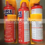 500ml Durable fire fighting equipment protable aerosol fire stop