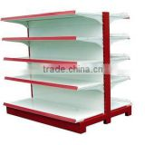 Priced Advertising display shopping supermarket shelf, gondola display stand, grocery store shelving for supermarket