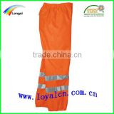 comfortable reflective tape work pants