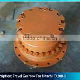 EX200-3 Excavator Travel Gearbox EX200-3 Travel Reduction Gear Box EX200-3 Travel Gear Box