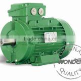 ac three phase high efficency induction motor aluminum housing motor premium efficiency IE3