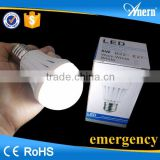 Energy-saving 5W LED rechargeable emergency bulb with led remote controller                                                                         Quality Choice