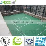 China supplier polyurethane badminton sport surface outdoor sport flooring material