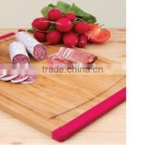 bamboo cheese chopping block with glass dome,plastic cutting board,calcium silicon board,bamboo dinnerware