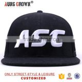 custom puff embroidery corduroy embroidery snapback cap