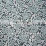 Floral lace fabric wholesale nylon rayon lace fabric in rolls for dress                                                                         Quality Choice