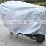 silver coated water proof motorbike cover for all weather