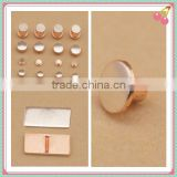Welding Bimetal silver copper sheet contact tips
