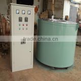 20 years melting furnace experience aluminum melting machine
