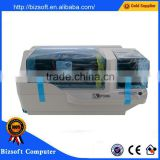 Bizsoft Zebra P330i 300dpi id card printer dual-sided business card printer for plastic cards