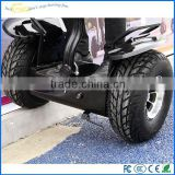 72v Lithium battery powered auto balancing motor wheel electric scooter