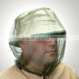 Mosquito Head Net Mosquito Hat Net Mosquito Bee Bug Insect Mesh Head Face Protect Hat Net