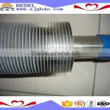 aluminium finned tube/pipe, Extruded fin tube, Finned pipe for evaporator and heat exchanger                                                                         Quality Choice