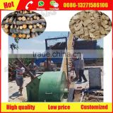 China professional electric /diesel engine wood chipper shredder machine with low price